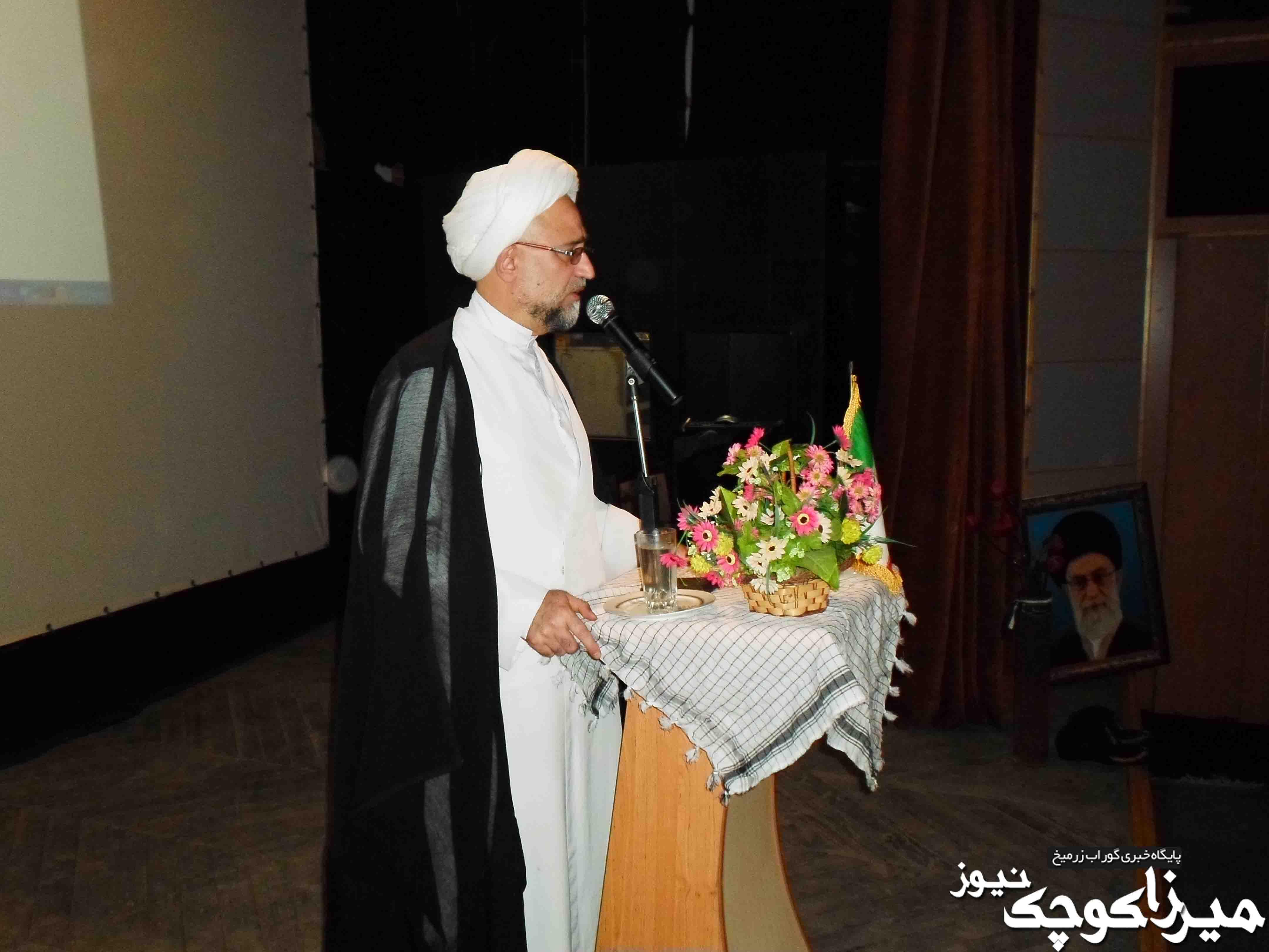 برگزاری همایش آینده سازان بسیج در گوراب زرمیخ