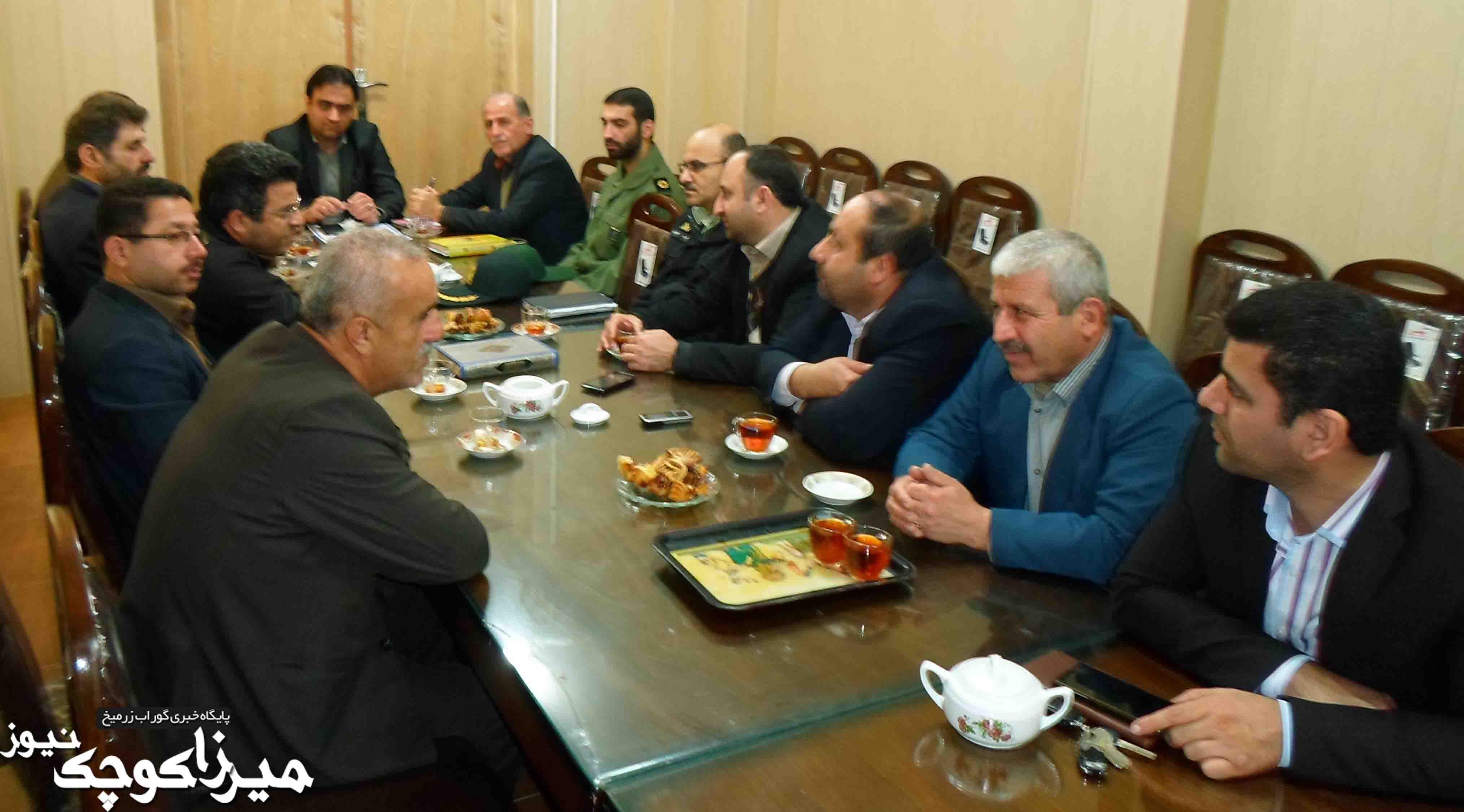 جلسه هماهنگی برنامه های هفته بسیج برگزار شد