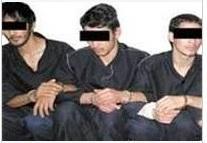 باند سارقان زورگیر در گیلان متلاشی شد
