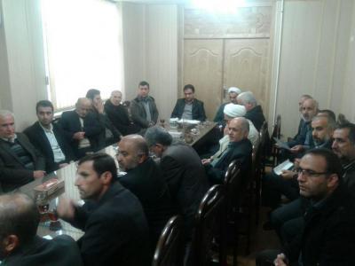 تشکیل هیات اجرایی انتخابات پنجمین دوره مجلس خبرگان بخش میرزاکوچک