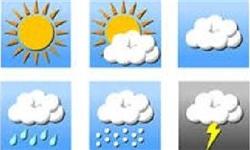 رگبار باران، وزش باد و کاهش نسبی دما در گیلان از فردا