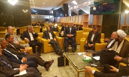 لاهوتی به عنوان رئیس مجمع نمایندگان گیلان انتخاب شد
