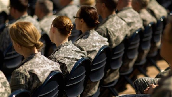 ثبت 6 هزار مورد تجاوز جنسی در ارتش آمریکا