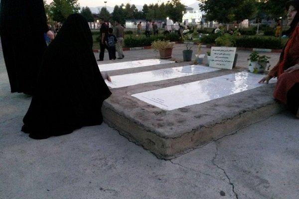 نخستین سالگرد۳ شهید گمنام شهرستان صومعه سرا برگزار می شود