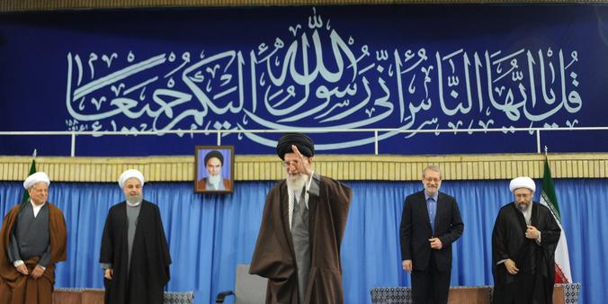 جمهوری اسلامی ایران پیشتاز جریان بعثت در مقابله با جریان جاهلیت به سرکردگی امریکاست