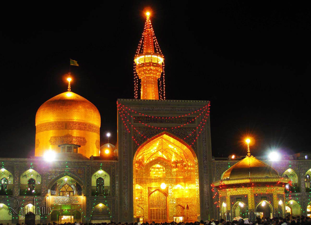 اعزام ۴۸ نفر از ایثارگران و جانبازان صومعه سرایی به مشهد مقدس
