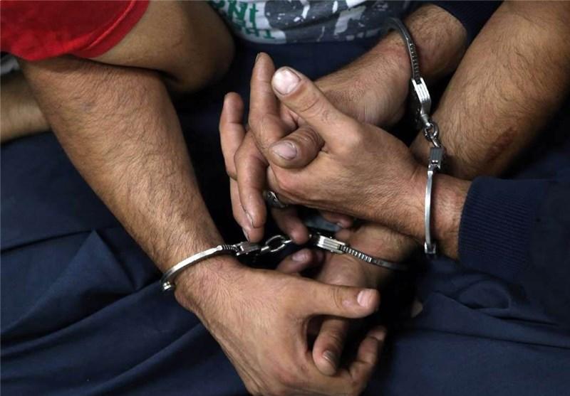 سارقان مسلح طلافروشی املش دستگیر شدند