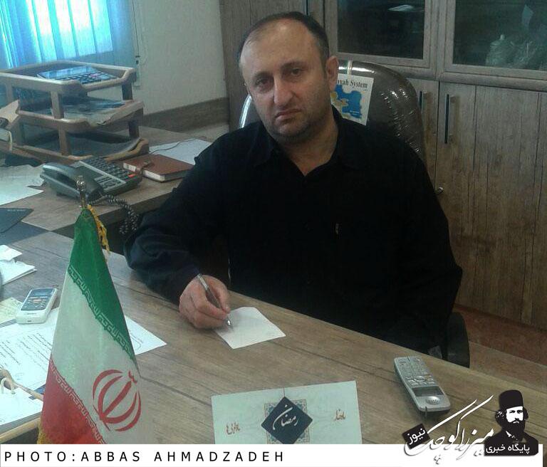 توزیع 114 سبد کالای اهدایی از طریق کمیته امداد شهر گوراب زرمیخ