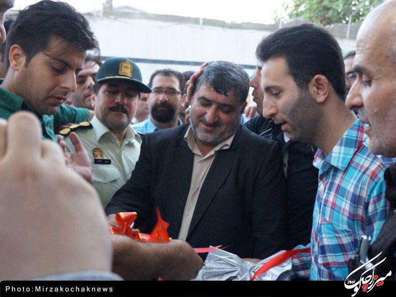 دفتر مراجعات مردمی دکتر سید کاظم دلخوش افتتاح شد