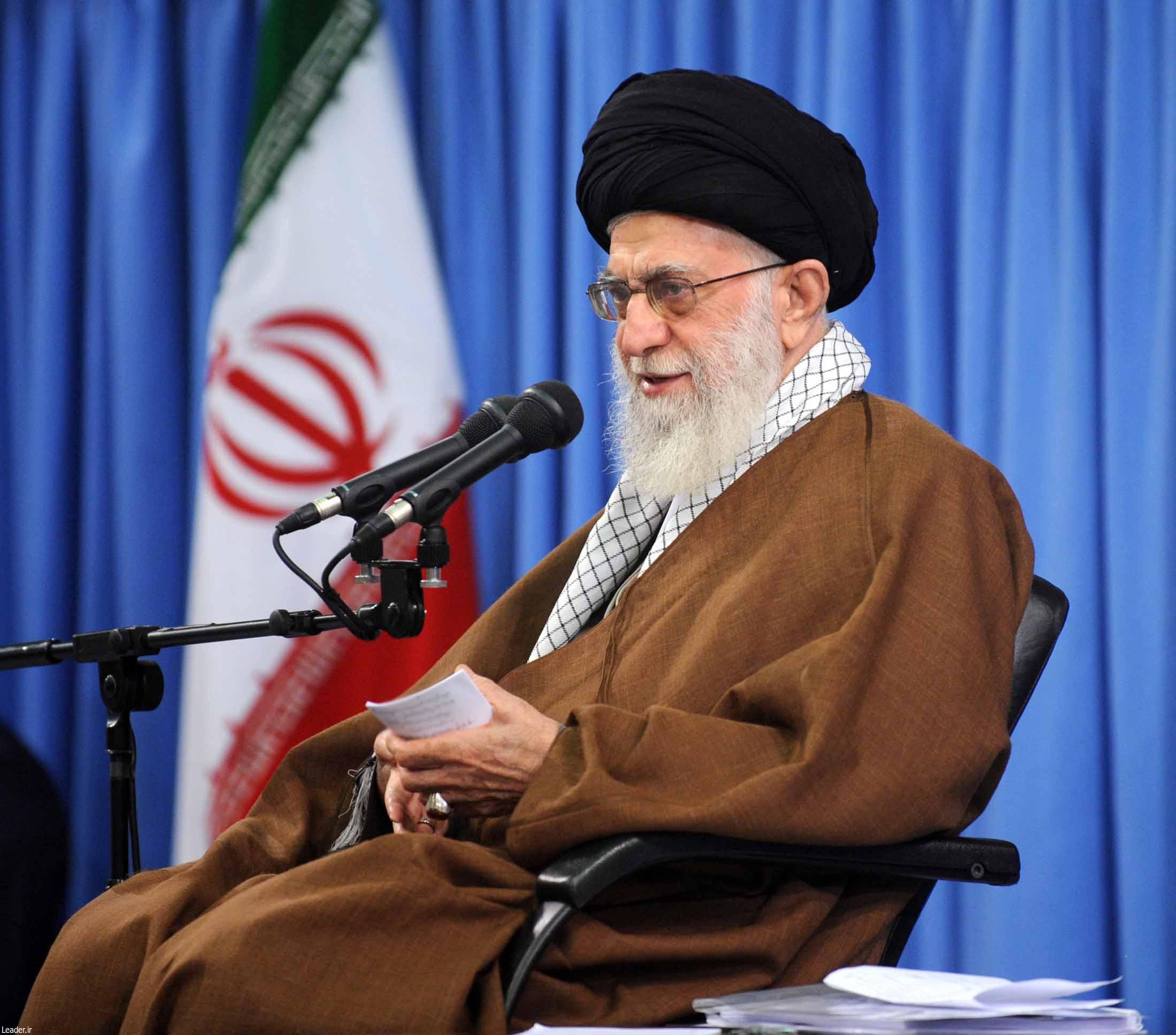 ایران پیشرفته و شریف، نیازمند نسل جوانی شجاع،تحصیلکرده و انقلابی