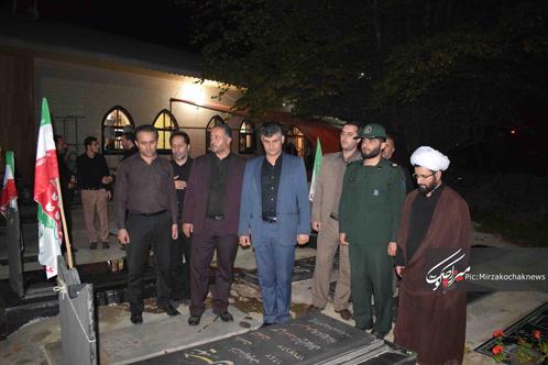 بازدید مسئولان بخش میرزاکوچک از مساجد و هیات ها در محرم