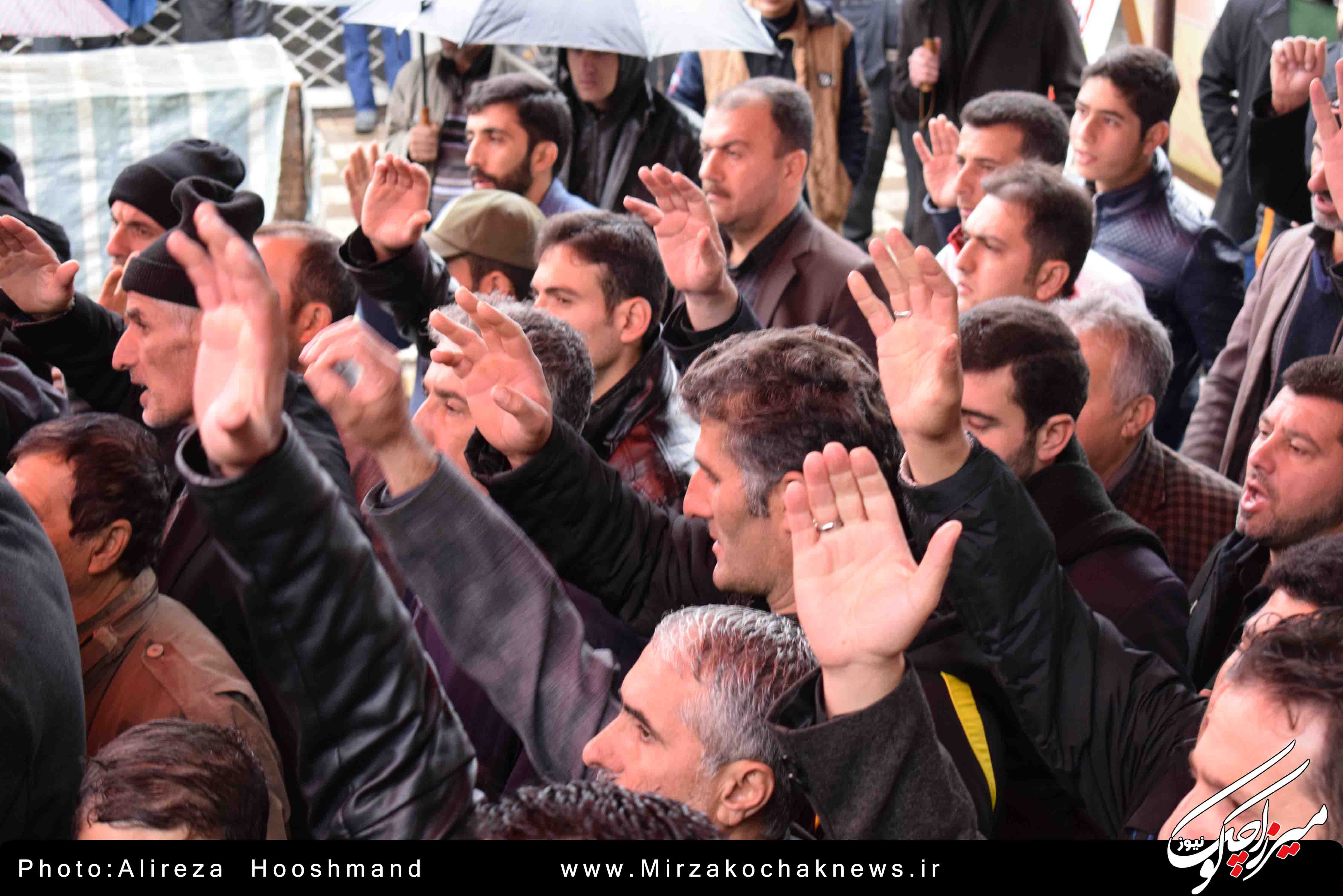 گزارش تصویری تجمع اربعین حسینی(ع) در گوراب زرمیخ