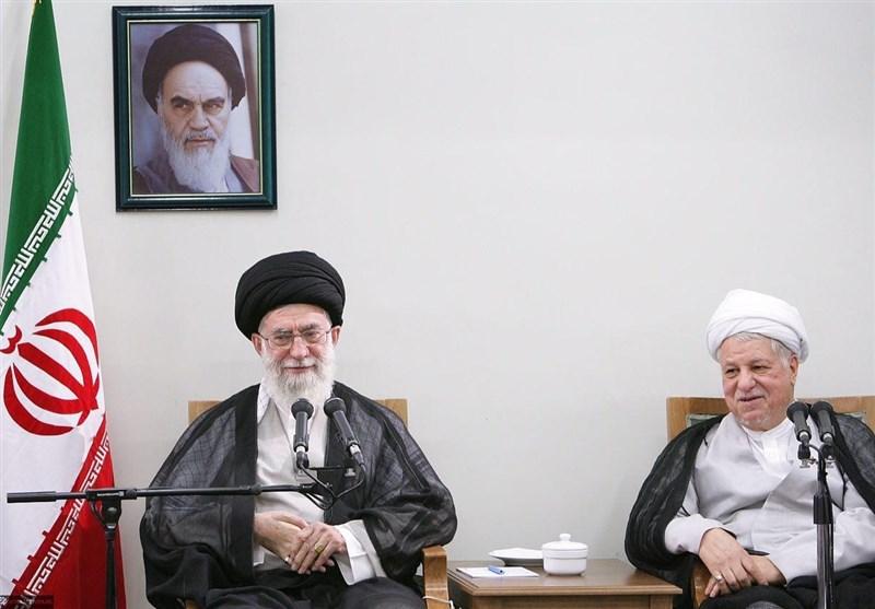 پیام تسلیت رهبر انقلاب بمناسبت درگذشت آیت الله رفسنجانی