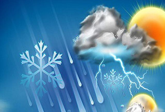 بارش پراکنده باران در گیلان تا سه روز آینده