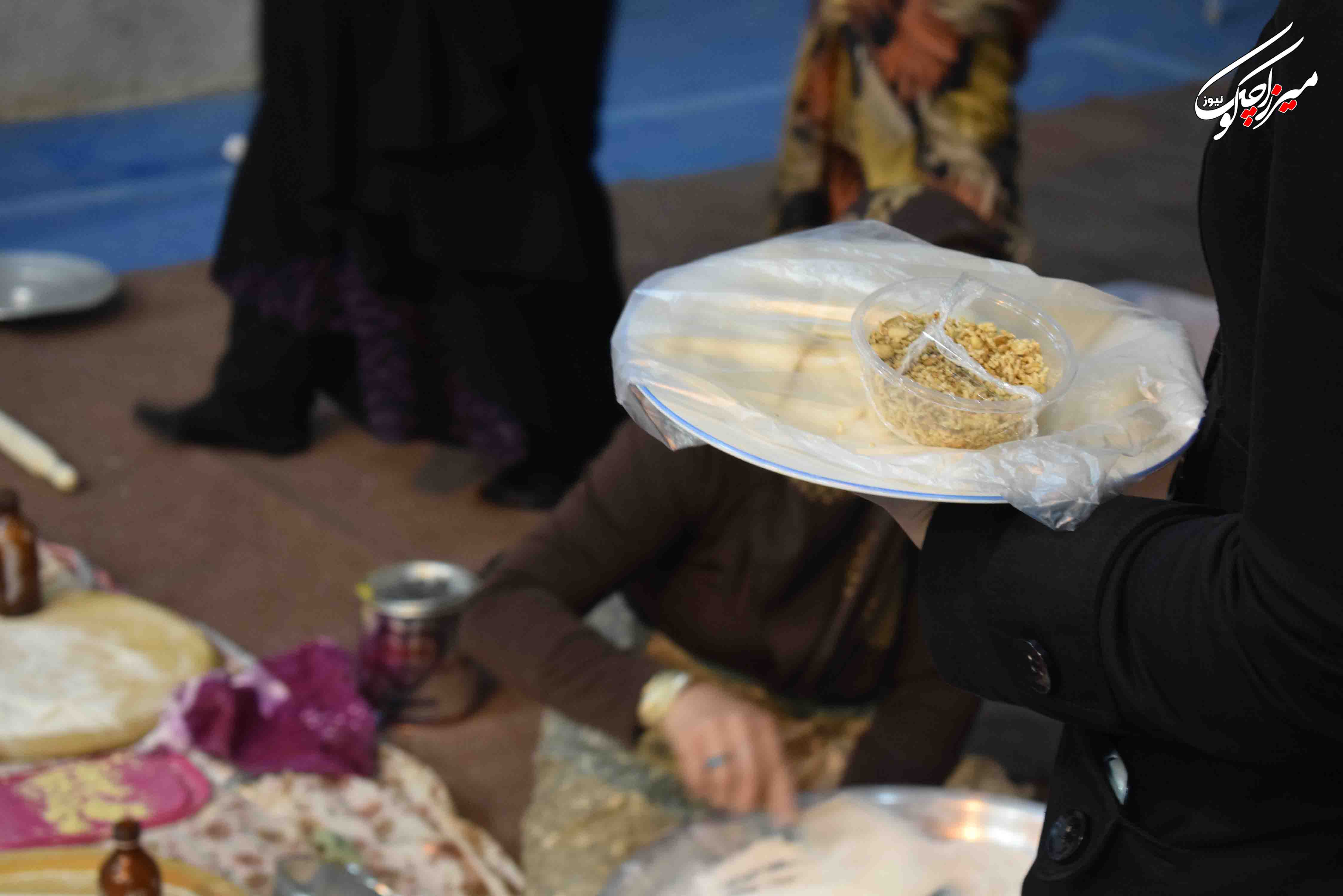 دومین جشنواره حلوای ضیابری برگزار شد