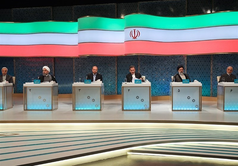 گزارش کامل سومین مناظره تلویزیونی 6 نامزد انتخابات ریاستجمهوری