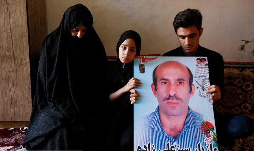 گزارشی از خانواده شهید مازیار سبزعلیزاده