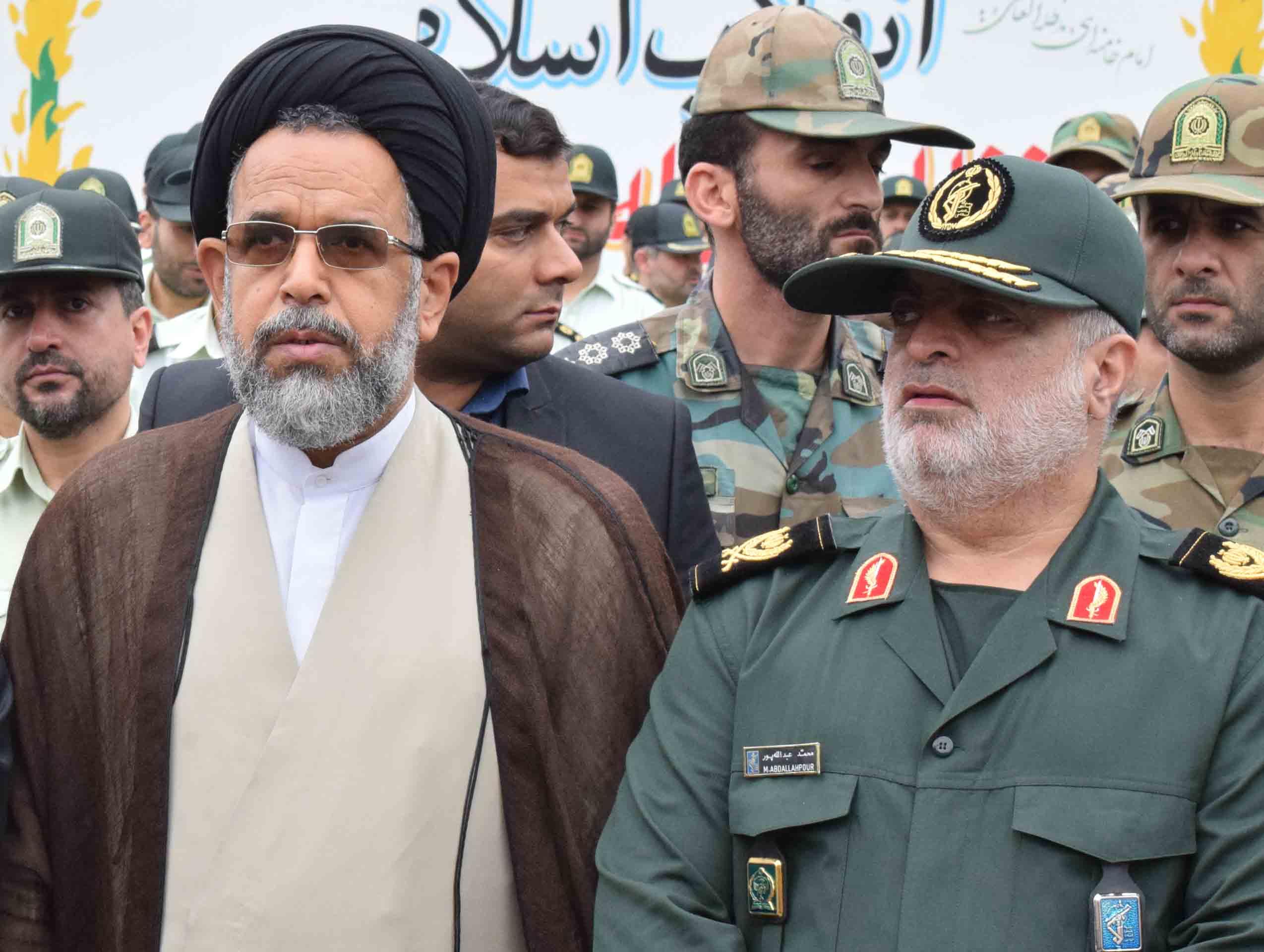 وزیر اطلاعات: تا زمانی که بوی شهادت هست مردم ایران روی اسارت نمی بینند