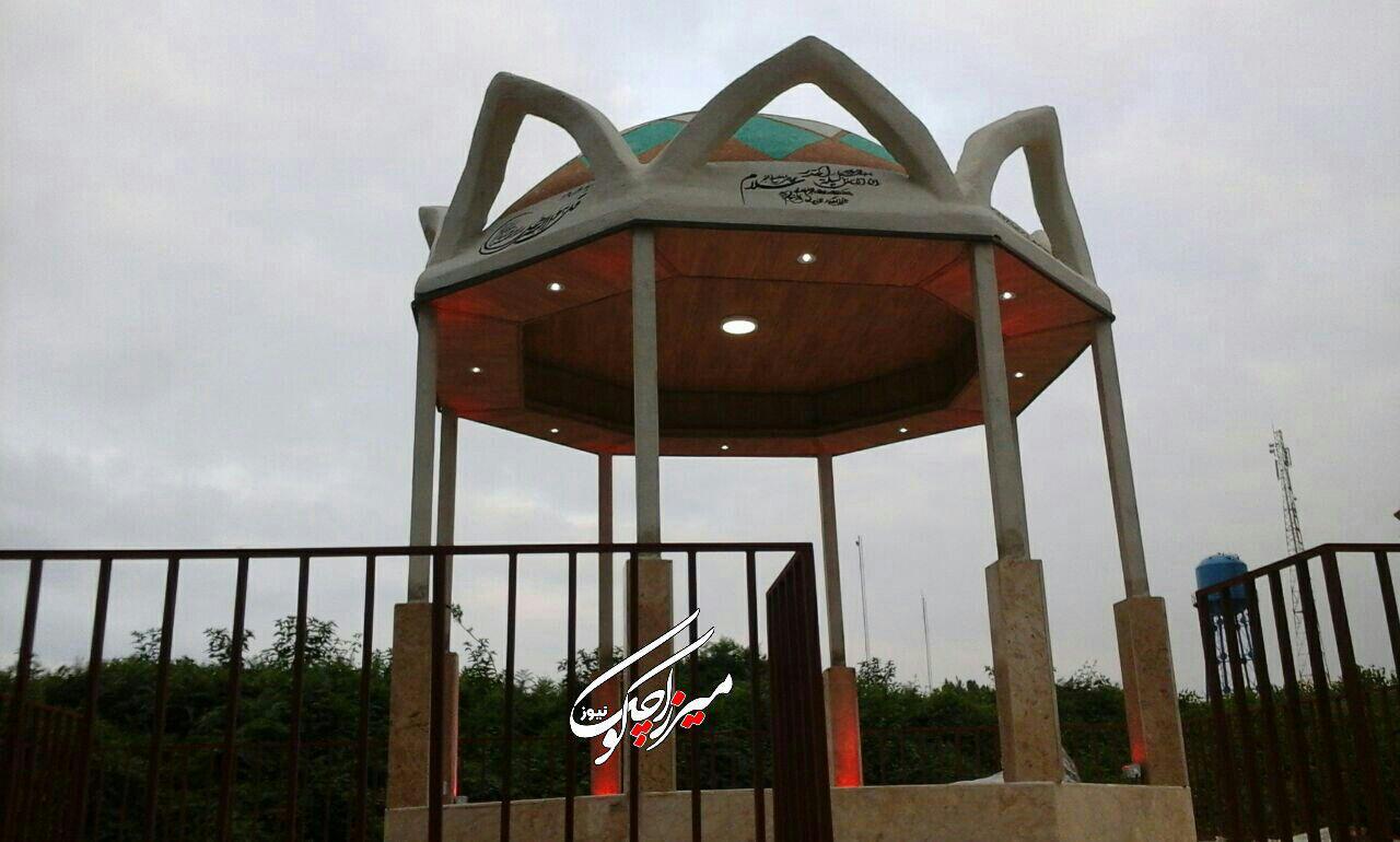 یادمان شهدای گمنام گوراب زرمیخ امروز افتتاح میشود
