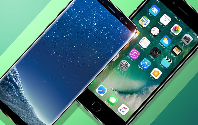 اپل ۸۳ و سامسونگ ۱۳ درصد از سود بازار جهانی موبایل را تصاحب کردند