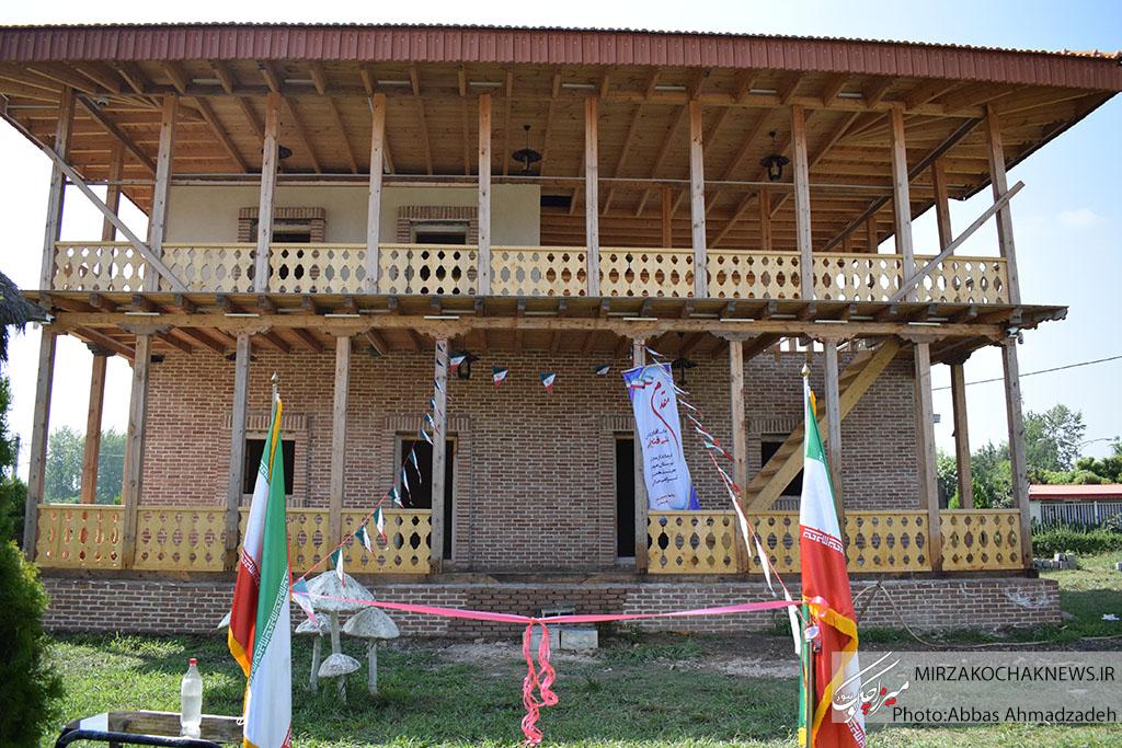 گزارش تصویری افتتاح ۱۵ پروژه شهرستان صومعه سرا در ششمین روز از هفته دولت