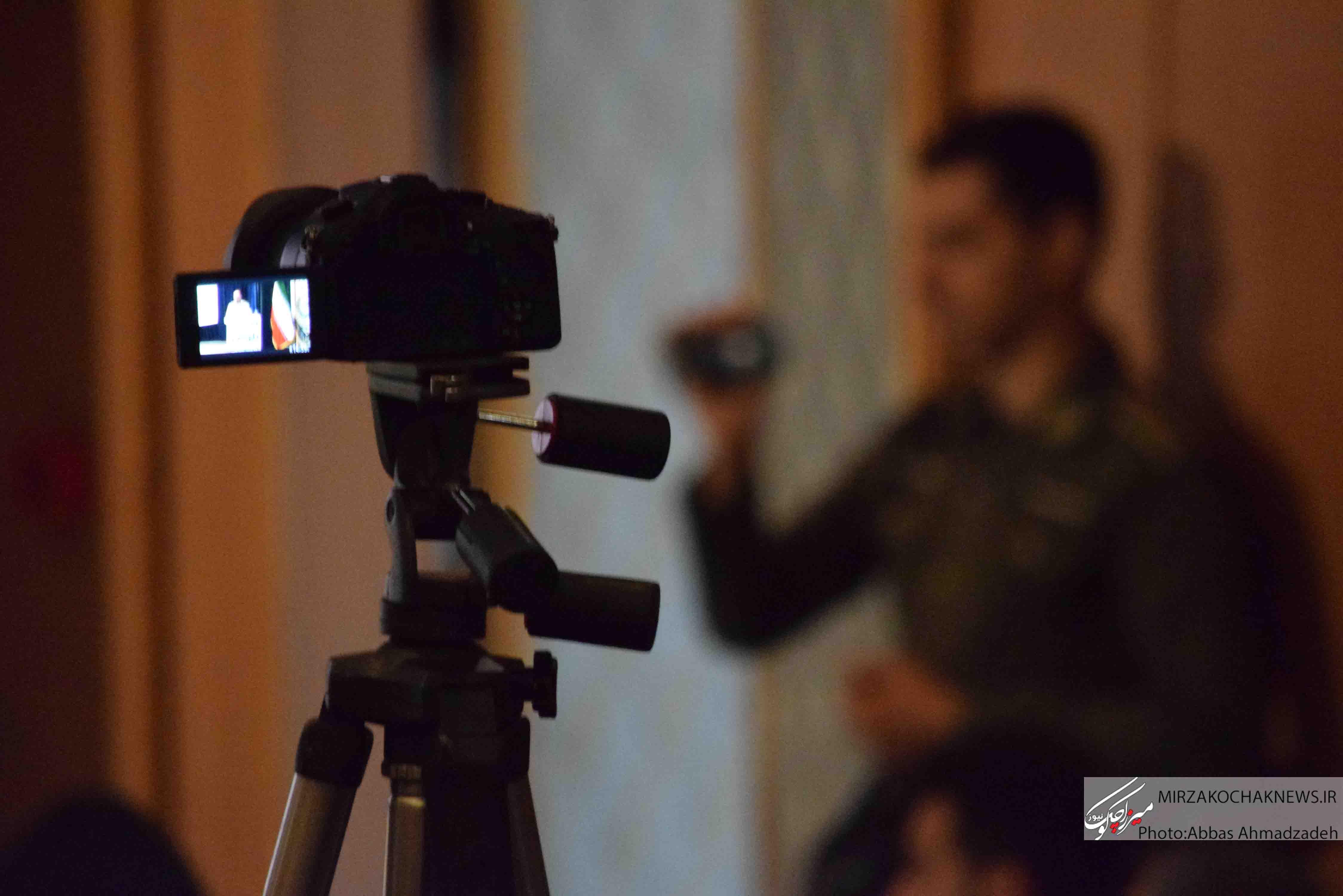 گزارش تصویری از همایش پلیس، امنیت و اصناف در صومعه سرا