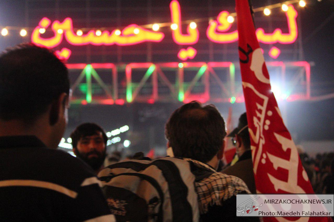 روایت با شکوه راهپیمایی عظیم اربعین حسینی