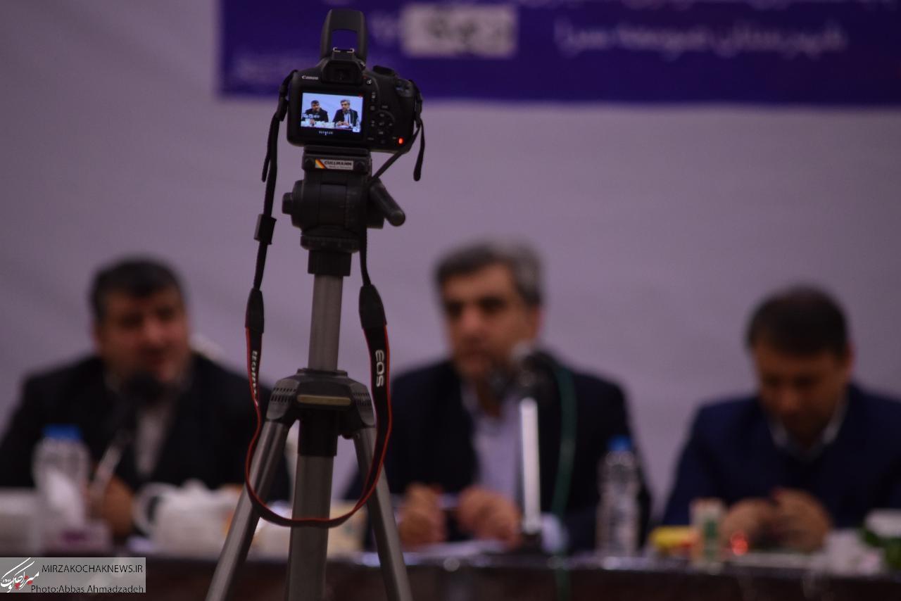 گزارش تصویری از حضور استاندار گیلان در شهرستان صومعه سرا