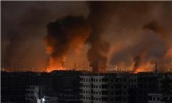 هیچ نیروی ایرانی در حمله موشکی به حماه و حلب به شهادت نرسیده است