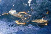 علت سانحه سانچی اعلام شد/بیتوجهی کشتی چینی به هشدارهای سانچی