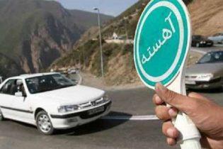 محدودیت های ترافیکی در محورهای استان گیلان اعمال می شود