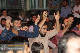 سومین یادمان شهدای مدافع حرم گیلان در صومعه سرا برگزار شد