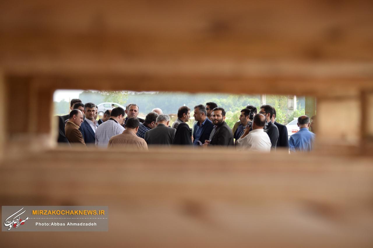گزارش تصویری برگزاری دومین روز از برنامه های هفته دولت شهرستان صومعه سرا