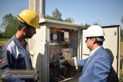 بهره برداری همزمان از  ۲۲۴ پروژه برق رسانی در صومعه سرا