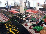 برپایی خیمه محرم در دلها/ سیاه پوش کردن مساجد در استقبال از ماه محرم