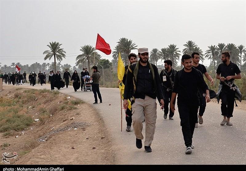 ۵ تیم خبری گیلانی به مراسم پیادهروی اربعین حسینی اعزام میشوند