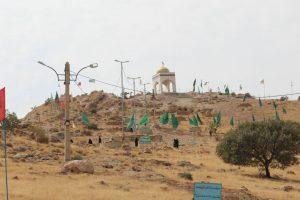 روایت از اردوی راهیان نور دانش آموزان صومعه سرایی به کرمانشاه