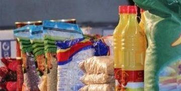 توزیع ۱۰۰۰ بسته حمایتی بین نیازمندان صومعهسرایی
