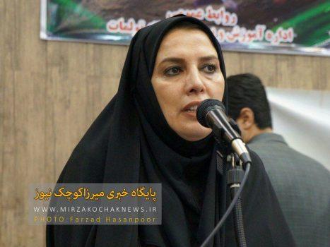 زینب فرح بخش به سمت شهردار جدید تولمشهر (مرجقل) منصوب و معرفی شد.