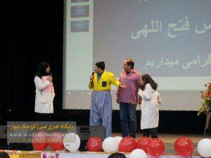 جشن روز پرستار در صومعه سرا برگزار شد