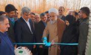 هشت پروژه ورزشی و اشتغالزایی در صومعه سرا افتتاح شد