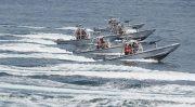 کشتی خارجی حامل سوخت قاچاق توسط سپاه توقیف شد