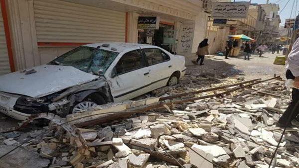 در هنگام زلزله چه کاری باید انجام دهیم؟