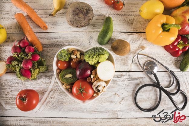 10 پیشنهاد غذایی برای سلامت و زیبایی در تابستان
