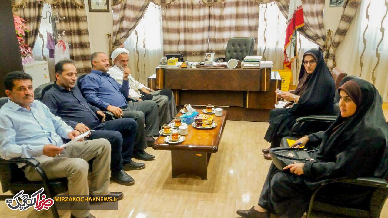 هیات رئیسه شورای اسلامی شهر گوراب زرمیخ انتخاب شد