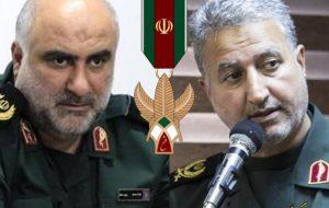 اعطای نشان فتح به ۲ فرمانده و سردار محبوب گیلانی توسط رهبر معظم انقلاب+ تصویر