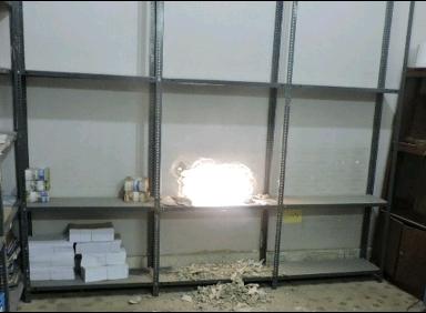 جزئیات سرقت از بانک ملی فومن | سرقت با ایجاد شکاف کوچک در دیوار پشتی ساختمان