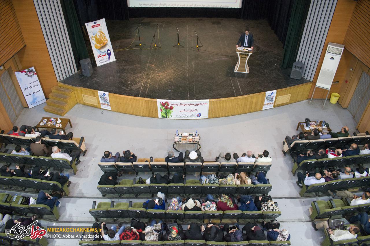 همایش مهارتآموزی در صومعه سرا برگزار شد