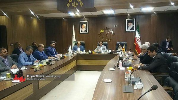 اسماعیل حاجی پور رئیس شورای شهر رشت شد+اعضای هیات رئیسه