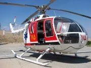 راهاندازی اورژانس هوایی در فرودگاه سردار جنگل رشت